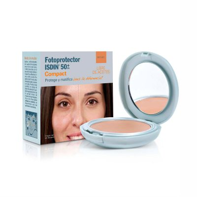 Fotoprotector ISDIN Compact Bronce SPF 50+