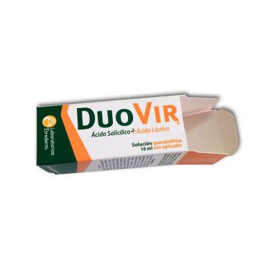 Duovir Solución Antiverrugas