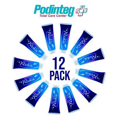Pack 12 Cremas Reskiu